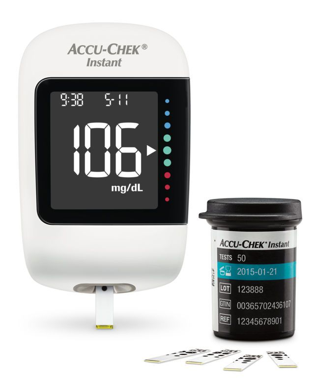 Roche Diabetes Care Akku-Chek